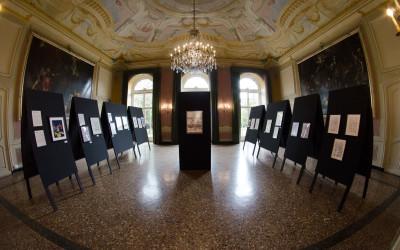 A Villa Bombrini una occasione unica per vedere bozzetti e tavole originali di grandi autori di fumetti