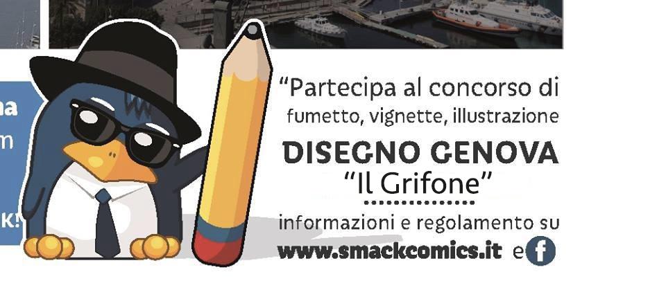 Terminato il concorso disegno Genova 2017