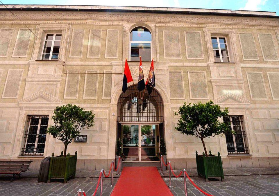 Il Concorso Disegno Genova al Museo del Genoa