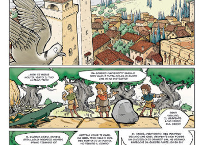 disegni di Maurilio Tavormina